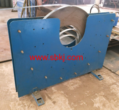 HVAC air duct forming machine