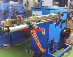 round stitch weld making machine