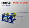 Square duct decoiler machine