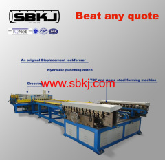 Wholesale From China rectangular duct forming machine