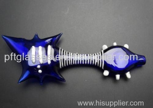 Creative animal pipes Glass hand pipes glass dry pipes glass smoking pipes glass pipe