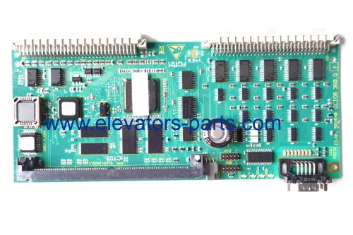 Schindler elevator spare parts ID.NR 591640 GCIOB control panel PCB