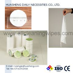 Best Supplier of Nonwoven Compressed Towel