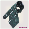 Popular Personalized Casual Necktie Twill Silk Fabric with Customer Logo