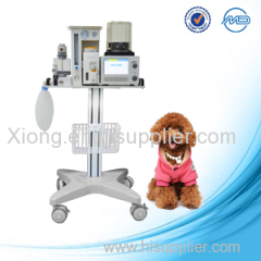 anesthesia device for veterinary