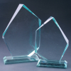 K9 crystal personalized wellsell crystal award jade glass award to chile