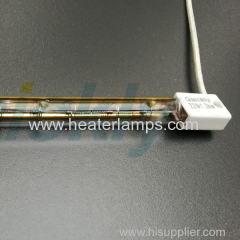 quartz infrared heating element for industrial oven