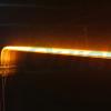 gold reflector twin tube heater