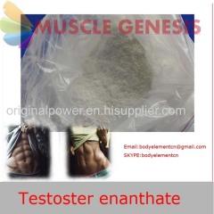 Steroïde ruwe poeder USP 99% testosterondecanoaat Anabole