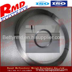 Factory supply high purity niobium wire