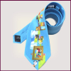 Beautiful New Digital Printed Silk Necktie