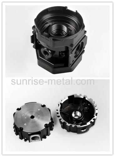 Aluminum die-casting parts manufacturer