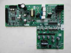 Mitsubishi elevador peças PCB KCR-1211A