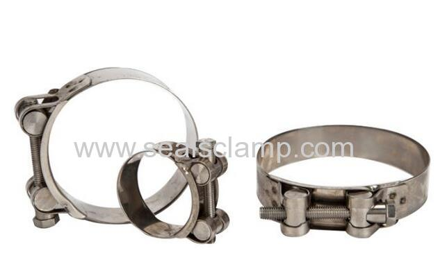 Hose clamps heavy duty from china manufacturer ningbo