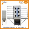 Dry Sand Blasting Cabinet for Glass Surface Treatment