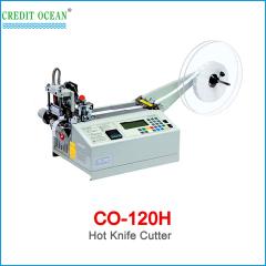 CREDIT OCEAN hot knife strip tape cutting machine