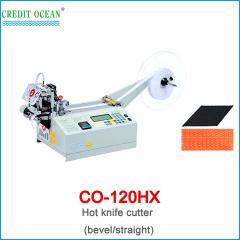 CREDIT OCEAN hot knife bag band cutting machine