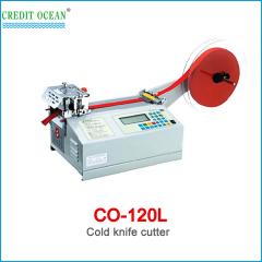 CREDIT OCEAN cold nylon webbing cutting machine