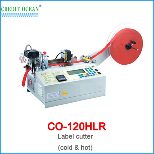 CREDIT OCEAN nylon webbing hot cutting machine with auto-feeder