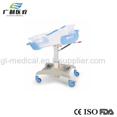 Hospital PP Mobile Baby Bed