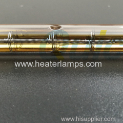 quartz tube heater can be used in vertical direction