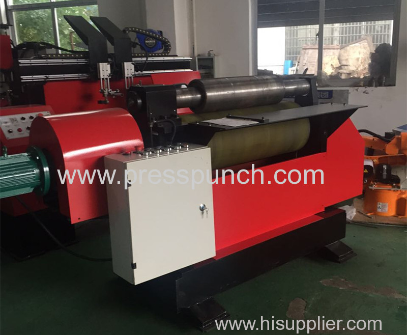 New 2*700mm 2 rolls plate rolling machine shipped to Taiwan