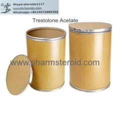 Pharmaceutical raw materials Trestolone Acetate CAS:6157-87-5 Sex Enhancement