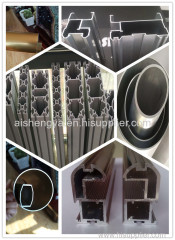 Aluminum accessories for doors and windows Aluminu frame & fittings for building