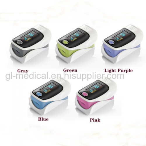 Digital Blood Oxygen and Pulse Sensor Meter Finger Pulse Oximeter
