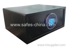 Electronic hotel room safe fit 15inch laptop maximumly for hospitality security solution