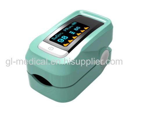 Homecare device Pulse oximeter Finger  pulse oximeter