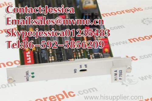 HIMA F8620/11 Central Processing Unit