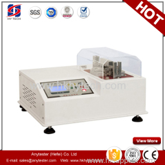 ISO5981 Rubb Rubbing Resistance Tester