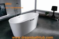 Stone resin bathtub | Dreambath