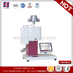 MFI Melt Flow index tester