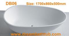 Artificial stone bathtub | Dreambath