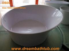 Freestanding resin bathtub | Dreambath