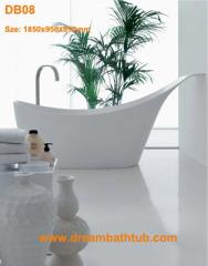 Stone composite bathtub | Dreambath