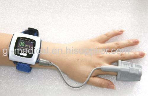 Homecare device Wearable Digital Oximeter