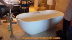 Quartz composite bathtub | Dreambath
