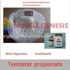 Test Propionate Powder and Finished Oil Testosterone Propionate