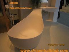 Synthetic stone bathtub | Dreambath