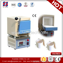 Ash Content of Plastic Product Tester