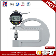Digital Display Plastic Film Thickness Gauge