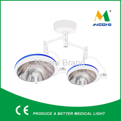 Double head ceiling LED Operation Theatre Light