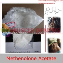 Me-thenolone Acetate 100mg/Ml Finished Steroid Oil Primobolan USP Standard