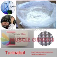 Oral Ana-bolic Steroid 4-Chlorodehydrome-thyltestosterone Turinabol 10mg/pill