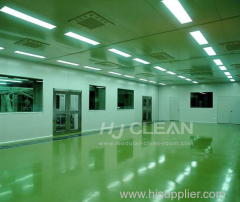 ISO7 Class 10000 modular clean room with free design