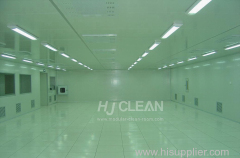 Semiconductor industry modular cleanroom project