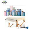 Medical consumable non-woven items table rolls